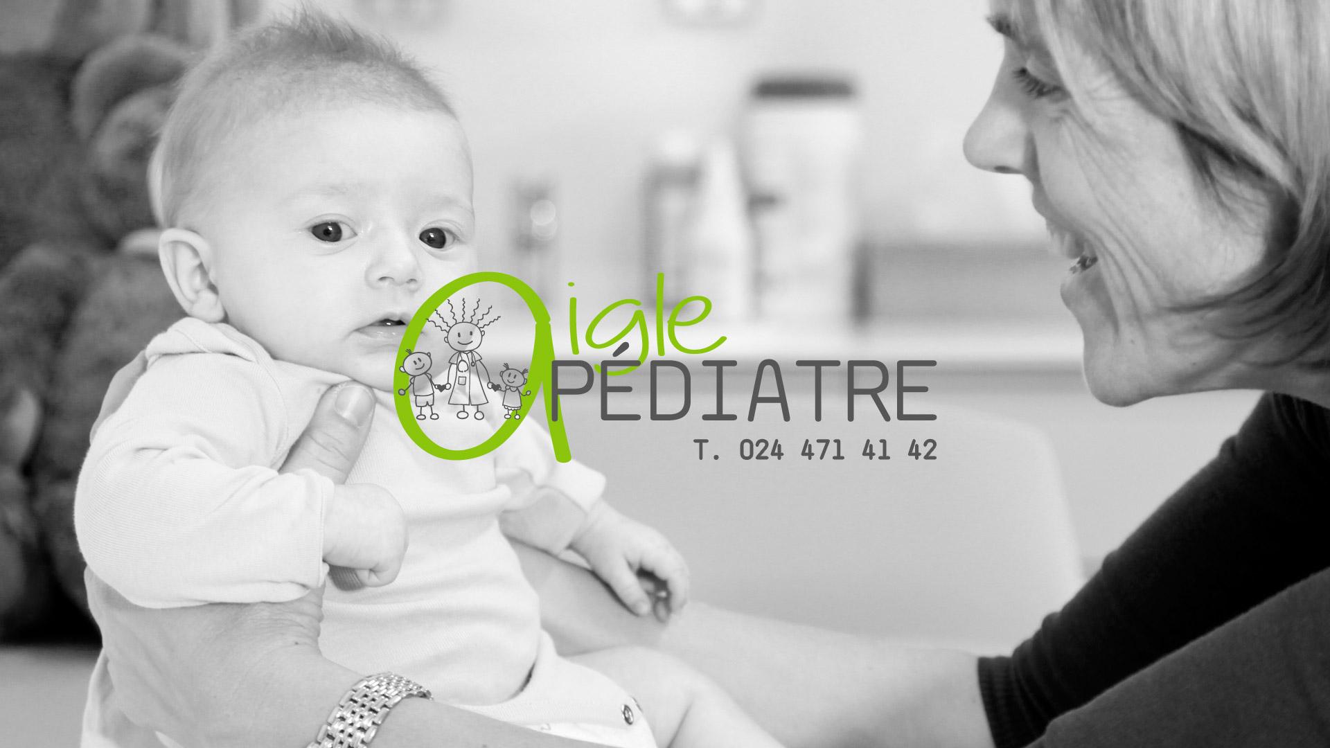 Aigle pédiatre
